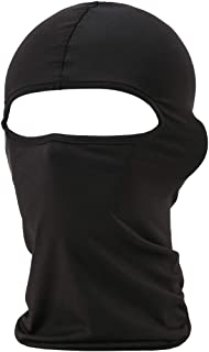 fuinloth Balaclava Face Mask, Summer Cooling Neck Gaiter, UV Protector Motorcycle Tactical Scarf for Men/Women