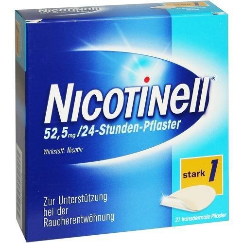 Nicotinell 52,5 mg Pflaster, 21 St.