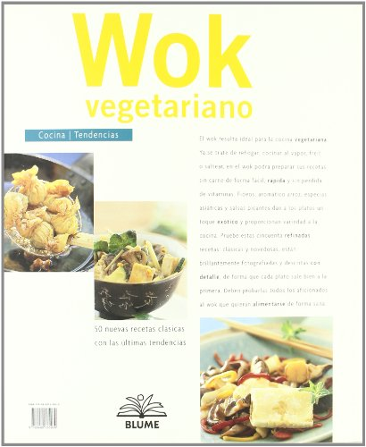 Cocina/Tendencias. Wok vegetariano