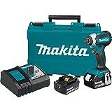 Makita Maktia XDT13T 18V LXT Lithium-Ion Brushless Cordless Impact Driver Kit (5.0Ah)