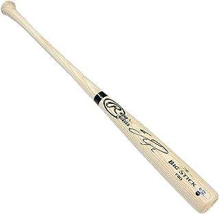 MLB Los Angeles Dodgers Joc Pederson署名Rawlings Big Stick Bat