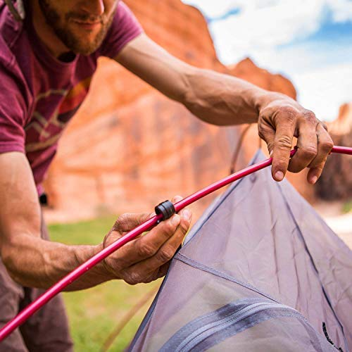 Bryce Ultralight Tent and Footprint - Perfect for Backpacking, Kayaking, Camping and Bikepacking (1P)