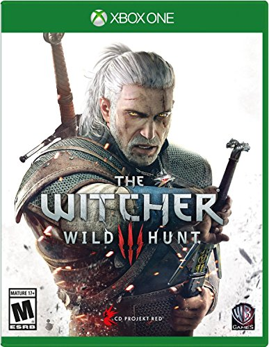 New The Witcher 3: Wild Hunt - Xbox One