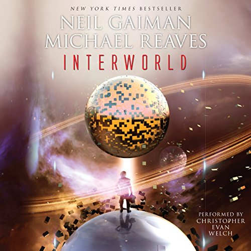 InterWorld audiobook cover art