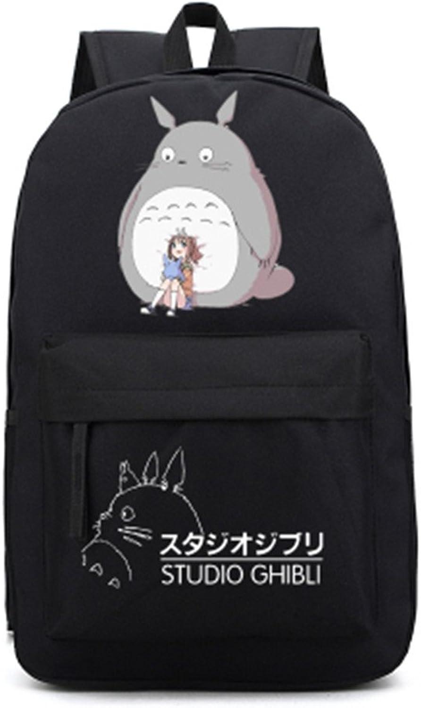 Double Villages Anime My Neighbor TotGold Cosplay Daypack Bookbag College Tasche Rucksack Schultasche B07CL5JQT5    Sorgfältig ausgewählte Materialien