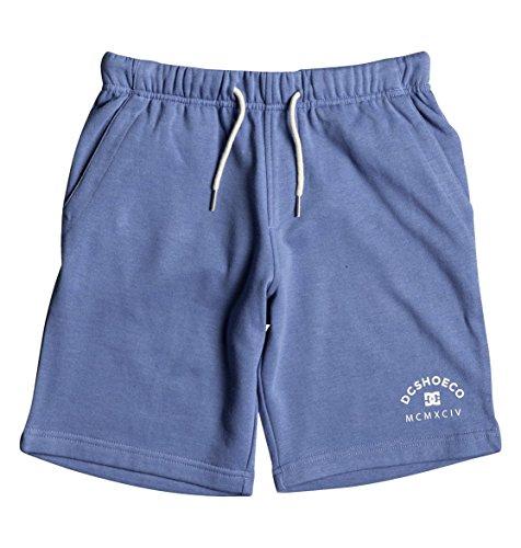 DC Shoes Rebel - Shorts de Sport - Garçon Enfant 8-16 Ans - Bleu