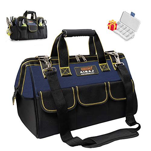 AIRAJ 15 in Waterproof Tool Bag,...