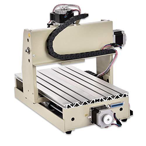 300W 3020T 4 ejes máquina de grabado CNC enrutador máquina de grabado fresadora grabador