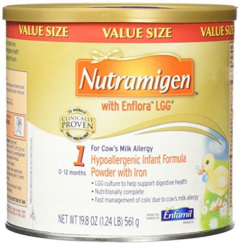 Image of Enfamil Nutramigen Formula - Powder - 19.8 oz - 4 pack