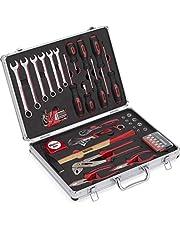 Kreator KRT951001 KRT951001-Juego de herramientas 51 stuks, zilver