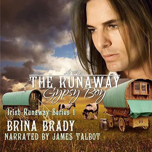 The Runaway Gypsy Boy Audiobook By Brina Brady cover art