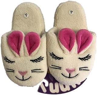 3e3dbc56d0b6 Amazon.com  Ivory - Slippers   Shoes  Clothing