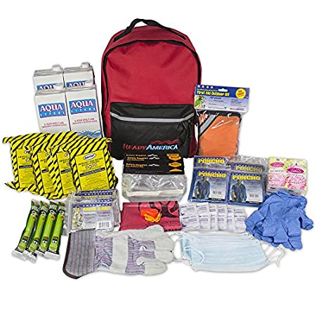 Ready America Survival Backpack