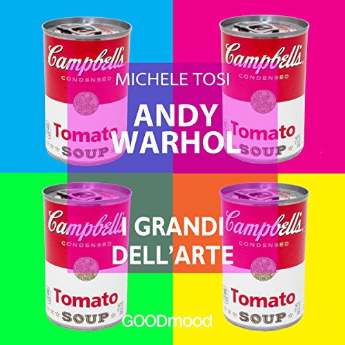 Andy Warhol copertina