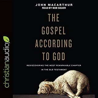 The Gospel According to God audiobook cover art