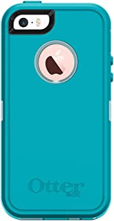 OtterBox DEFENDER SERIES for iPhone 5/5s/SE - Retail Packaging - MORNING MIST (BAHAMA BLUE/LIGHT TEAL)