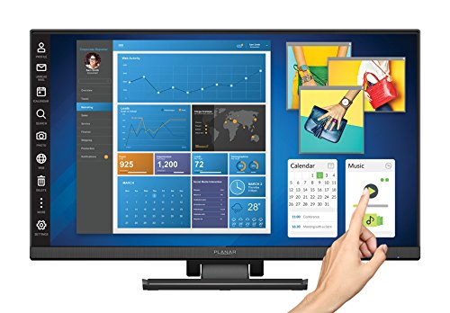 """Planar Helium PCT2435 Touch Screen 24"""" LED LCD Full HD Resolution Monitor"""