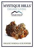 Mystique Hills Organic Living Moringa Gum Powder, 100 g