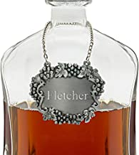 personalised decanter tag