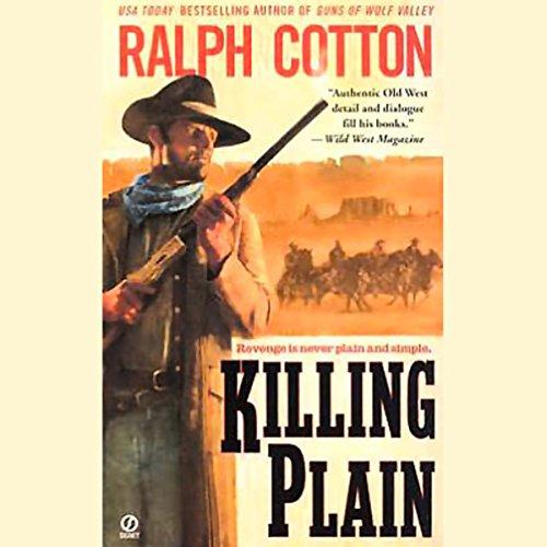 Killing Plain audiobook cover art