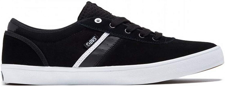 UK DVS Epitaph shoes (Black) DVF0000273