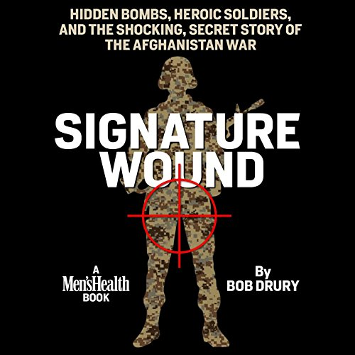 Signature Wound audiobook cover art