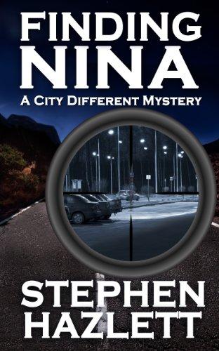 Book: Finding Nina (City Different) by Stephen Hazlett
