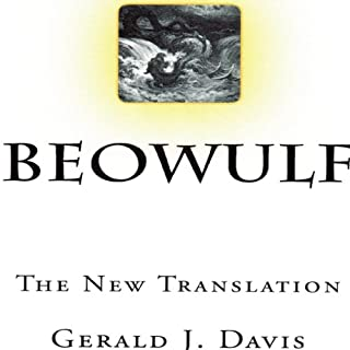 Beowulf: The New Translation audiobook cover art