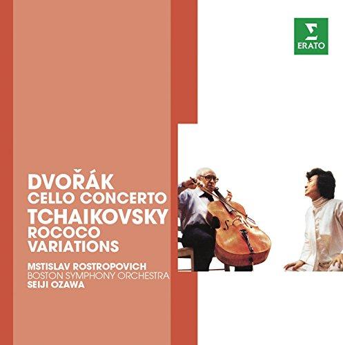 Dvorak: Clo Cto / Tchaikovski: Rococo Variations [CD]