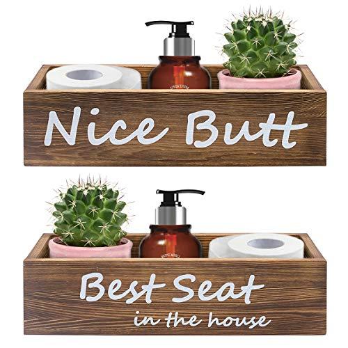 Top 10 best selling list for log toilet paper holder