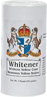 Crown Royale Whitener Grooming Powder 1lb by Crown Royale