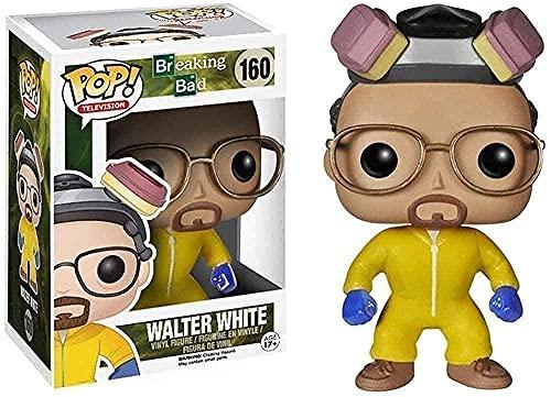 A-Generic Breaking Bad - Vinilo Coleccionable de Walter White de la Serie de televisión Pop Toys