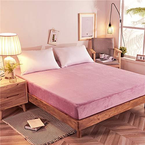 Xiaomizi Sábanas planas, lujosas sábanas son transpirables, te mantienen fresco y cómodo: 180 x 200 + 25 cm (funda de colchón+2 fundas de almohada)