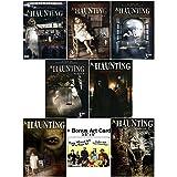 A Haunting: TV Series Complete Seasons 1-7 + Original Pilot Episodes (Haunting in Connecticut + Georgia) DVD Collection + Bonus Art Card