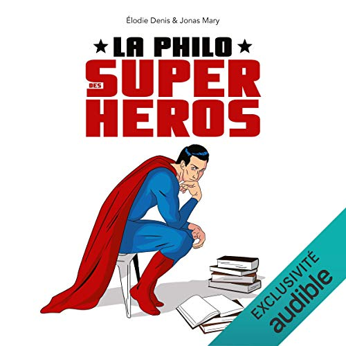 La philo des super-héros cover art