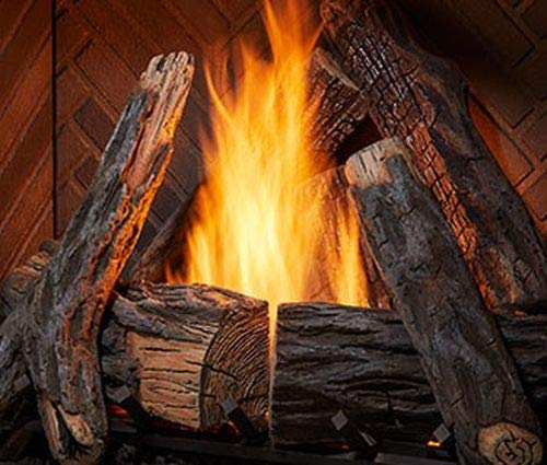 Fantastic Prices! Monessen HDLOGS-ODCOUG High Definition Log Set for Courtyard Fireplace