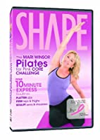 Shape: Pilates for Pink Core Challenge [DVD] [Import]