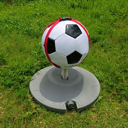 globalqi Kick Soccer Trainingshilfe - Indoor Oder Outdoor - Fußarbeit, First Touch