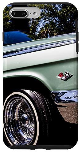 iPhone 7 Plus/8 Plus Lowrider impala spoke wheel rim art Case
