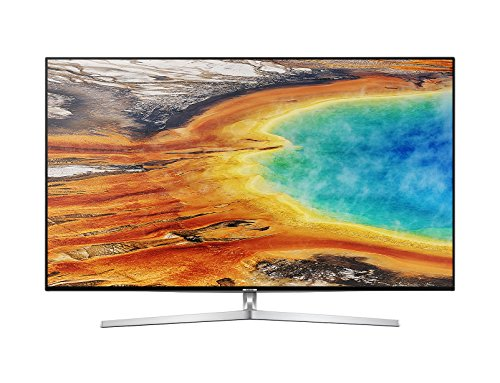 Samsung UE49MU8000 49' 4K Ultra HD Smart TV LED, Wi-Fi, 3840 x 2160 pixels, DVB-T2CS2, Argento
