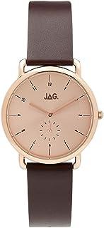 JAG Women's J2106 Year-Round Analog Quartz Purple Watch