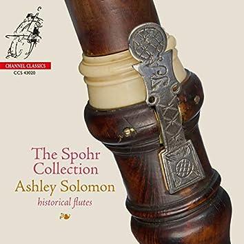 Ashley Solomon: The Spohr Collection