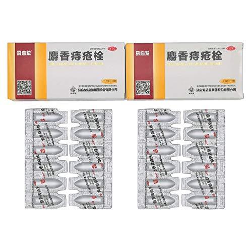 2 Boxes of Ma Ying Long Musk Hemorr…