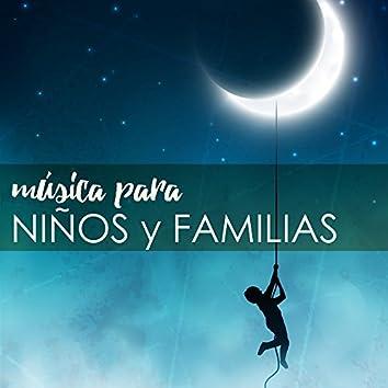 Música para Niños y Familias - Descubre la Relajacion de la Naturaleza para Dormir Profundamente, Canciones de Cuna
