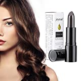 Haarfärbe Stift Temporäre Haarkreide, Haarfärbemittel Coloring White Hair Cover DIY Make-up...