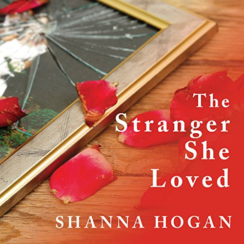 The Stranger She Loved audiobook cover art