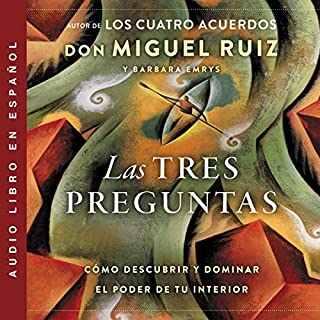 Las tres preguntas [The Three Questions] audiobook cover art