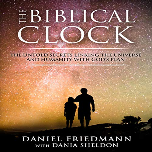 The Biblical Clock audiobook cover art