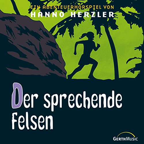 Der sprechende Felsen audiobook cover art