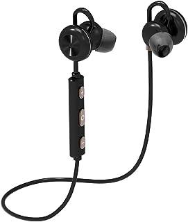 CIC Fone de Ouvido Metal Bluetooth Sem Fio Magnético Esportivo Esréreo Extra Bass para Samsung e Apple à Prova de Água e Suor Reduz Ruídos